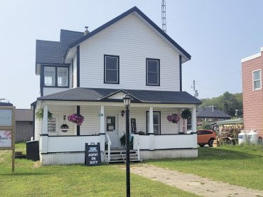 Old home in Barry's Bay takes on a new life
